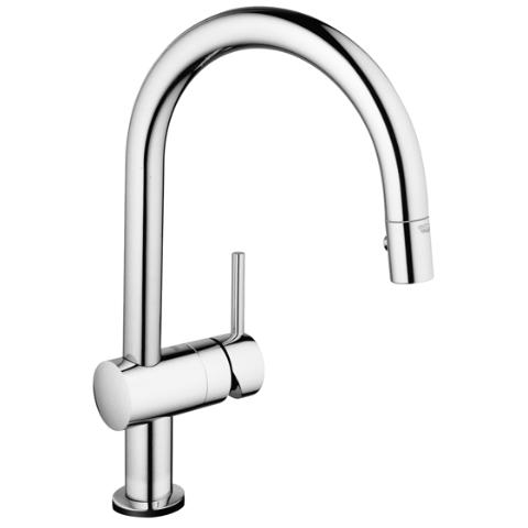 Vòi Bếp GROHE Minta Touch - 31358000