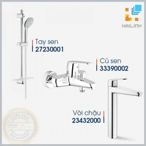 Combo Grohe So 6