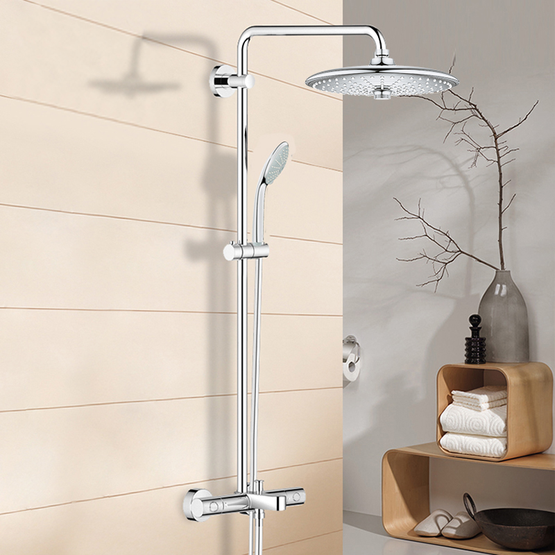 thiết bị cao cấp grohe